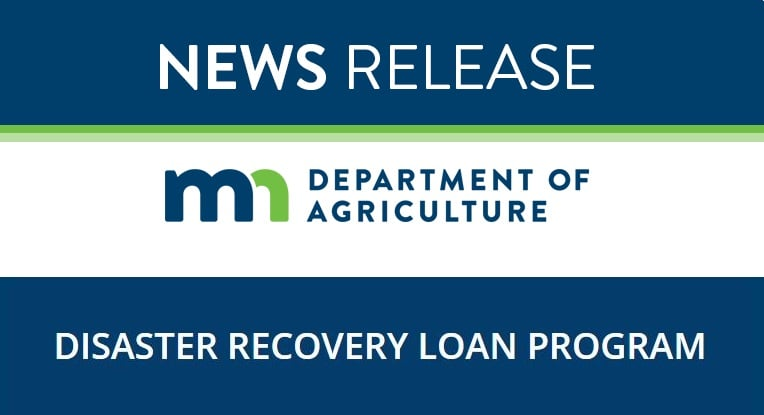 DROUGHT RELIEF for Minnesota Farmers - Apply for the Disaster Recovery Loan Program Main Photo