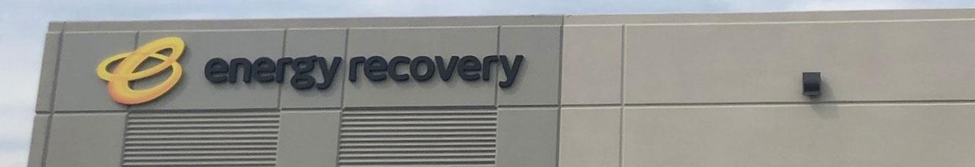 energy recovery exterior