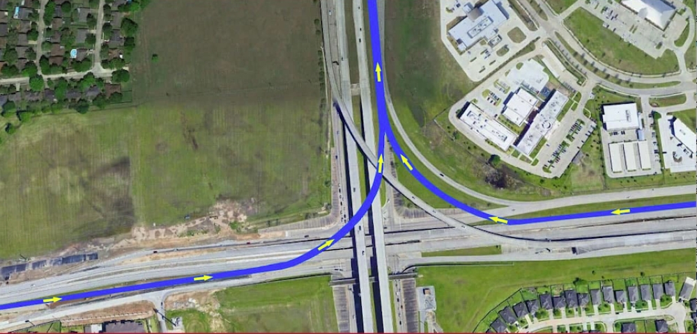 Fort Bend Commissioners Court OKs joint agreement to build connector roads from Westpark Tollway to Grand Parkway Photo - Click Here to See