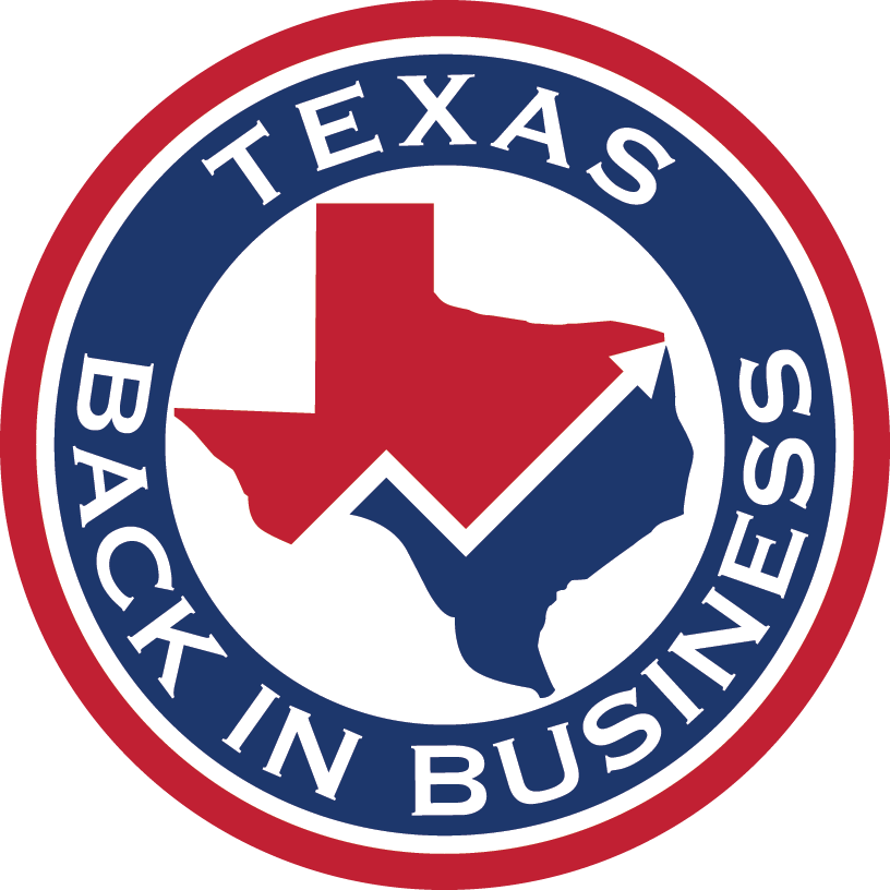 Texas Back in Business applications now open Photo - Click Here to See