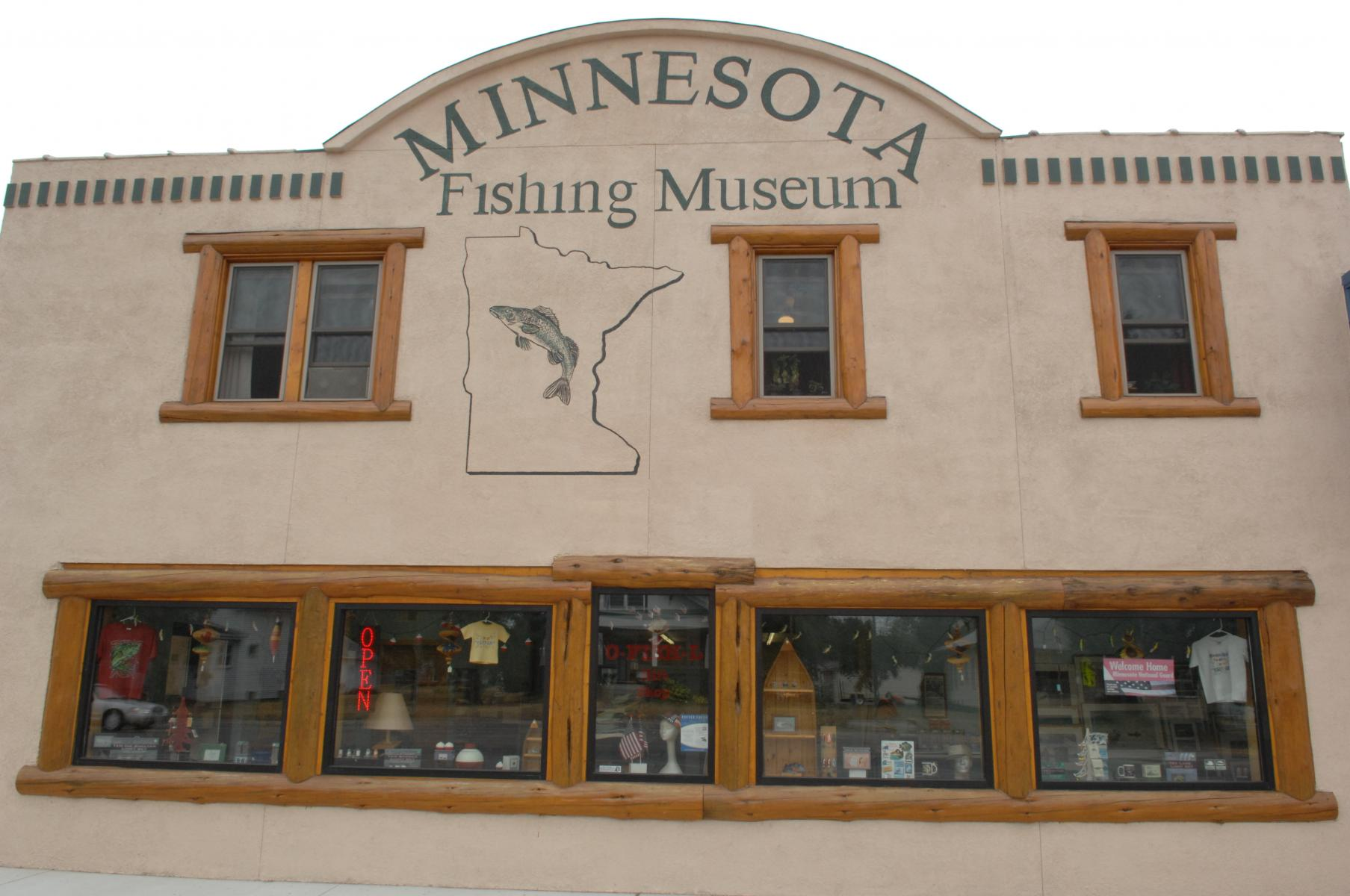 MN Fishing Museum