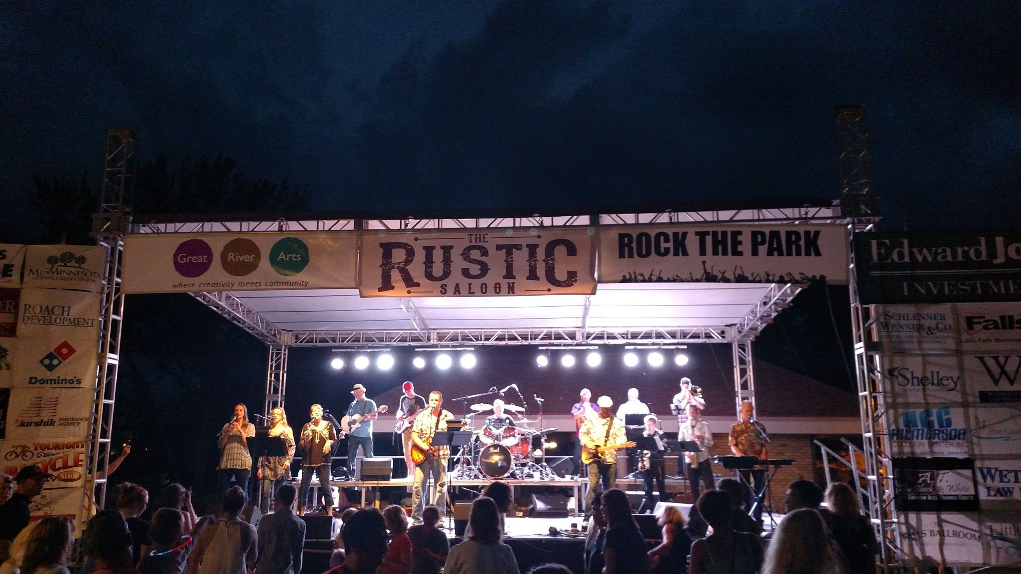 Great River Arts: Rock the Park Photo