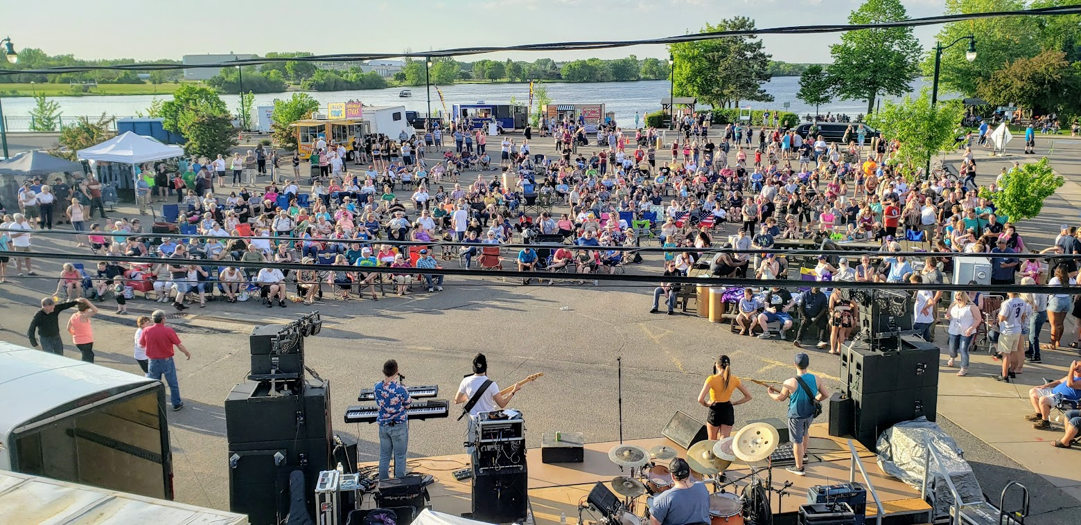 Music on the Mississippi