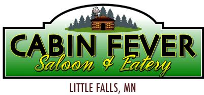 Cabin Fever Saloon & Eatery Logo