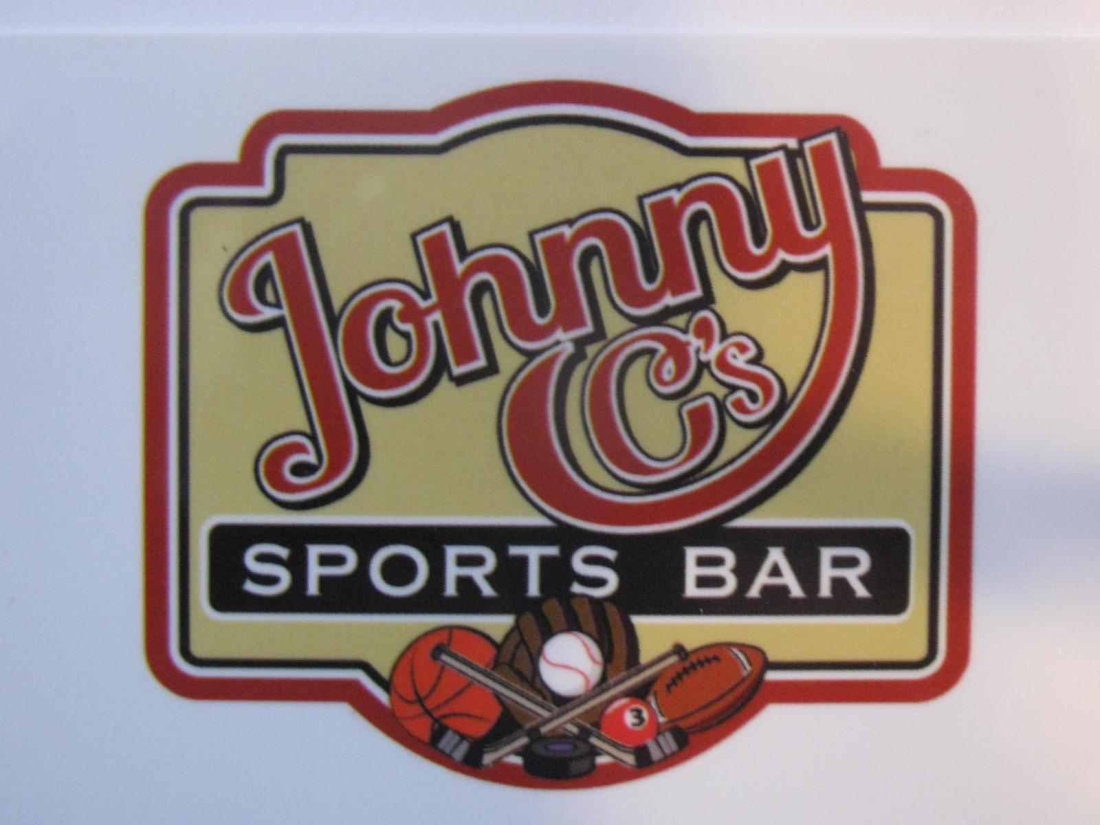 Johnny C's Sports Bar Logo