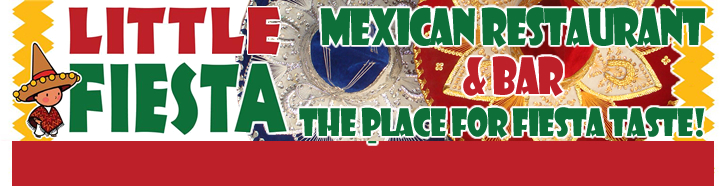 Little Fiesta Mexican Restaurant Logo