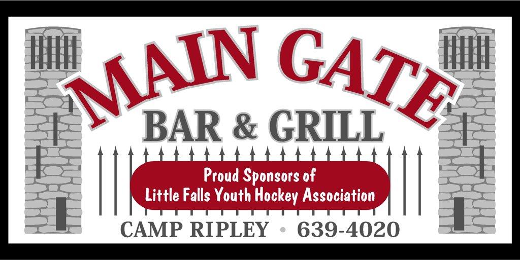 Main Gate Bar & Grill Logo