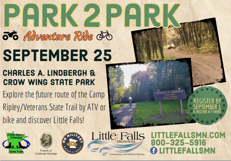 Park 2 park Flyer