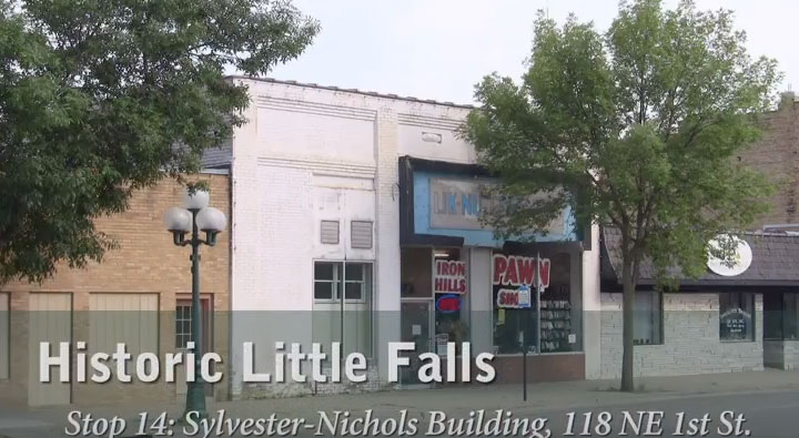 14. Sylvester-Nichols Building Photo