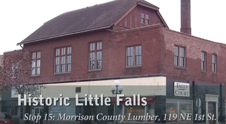 15. Morrison County Lumber Photo