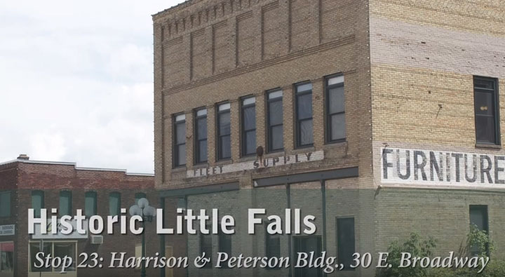 23. Harrison and Peterson Building Photo