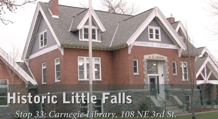 33. Carnegie Library Photo