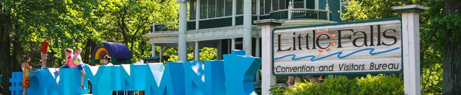 Burton Rosenmeier House and Visitor Center