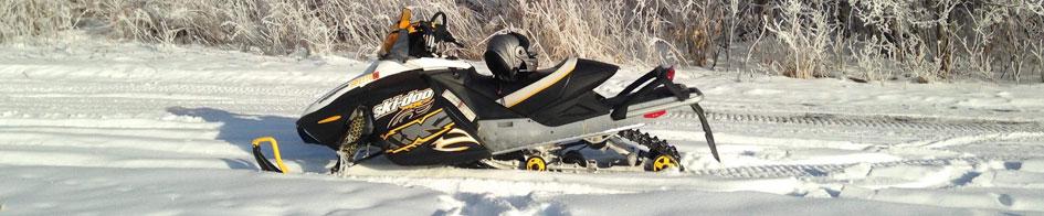 ATV and Snowmobile