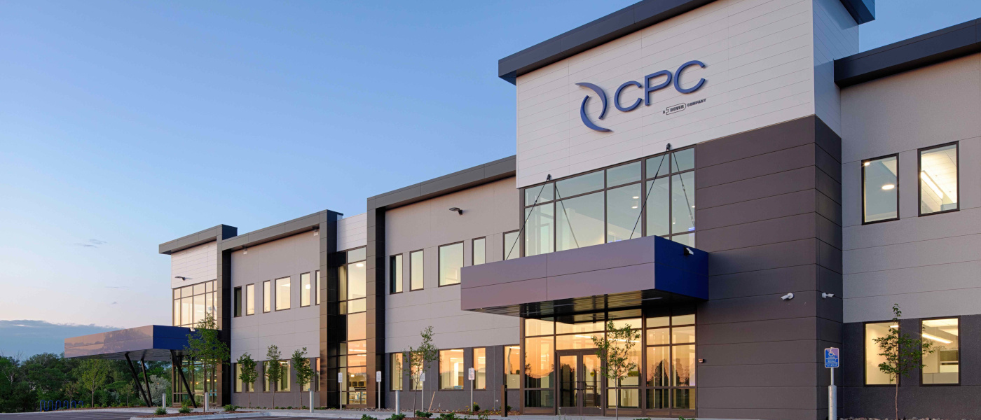 Colder Products Company Building Headquarters in Roseville