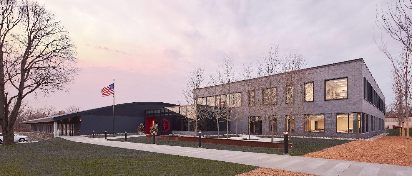 McGough Construction headquarters