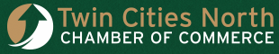 Twin Cities North Chamber of Commerce Logo