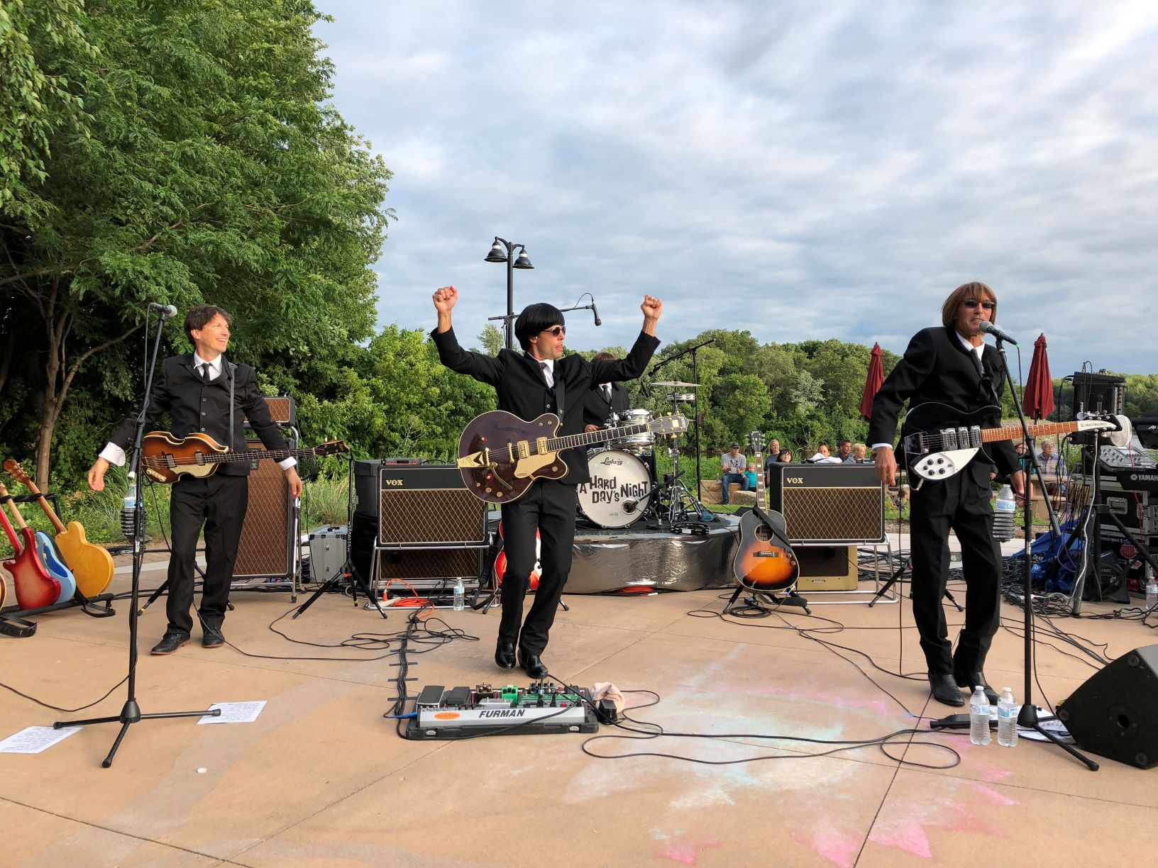 Concert Series Brings Music Downtown, Cultivates Community Main Photo