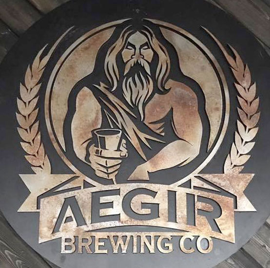 Craft Beer Flowing Since Aegir Opened Photo