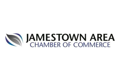 Jamestown Area Chamber of Commerce Logo