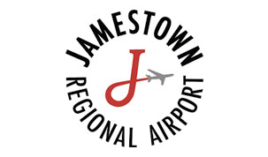Jamestown Regional Airport Logo