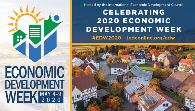 Recognizing Our Community's Growth During National Economic Development Week Photo - Click Here to See
