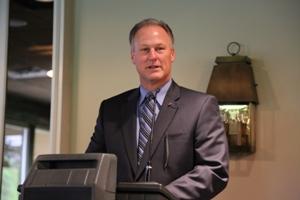 President Scott Meister