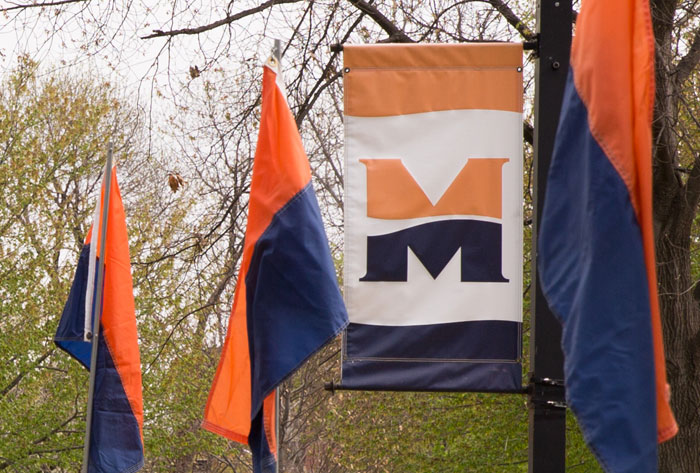 midland university flags