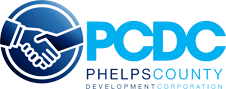 Phelps County Development Corporation Logo