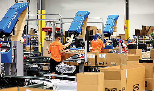 Boom in E-Commerce Creating Workforce Opportunities Main Photo