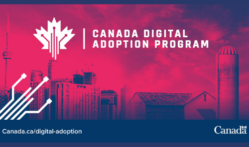 Canada Digital Adoption Program - Apply Now! Main Photo