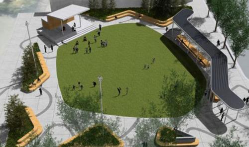 Columbus Park begins transformation this summer Main Photo