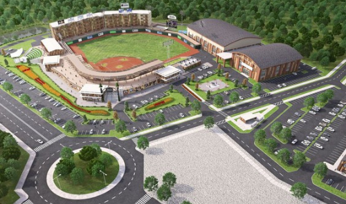 Gold Sports Entertainment Group strikes partnership with JEN COL Construction to build Spruce Grove Metro Ballpark Main Photo