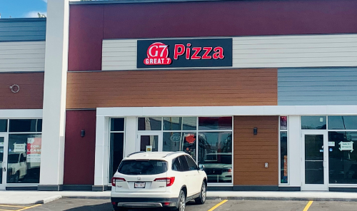 Great 7 Pizza - Now Open! Main Photo