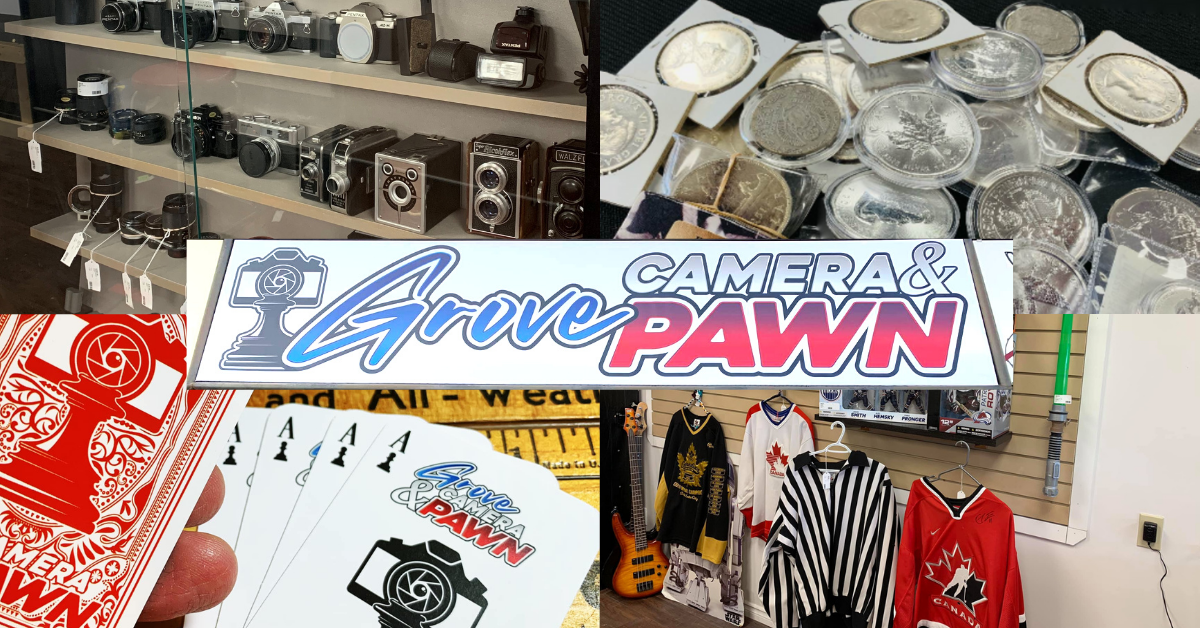 Grove Camera & Pawn - Now Open! Main Photo