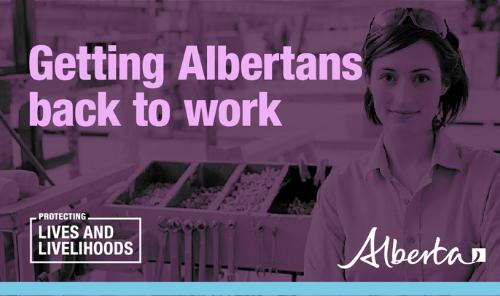 Alberta Jobs Now Program - Apply Now! Main Photo