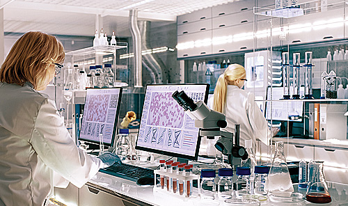 Life Sciences Fueling Construction Demand Main Photo
