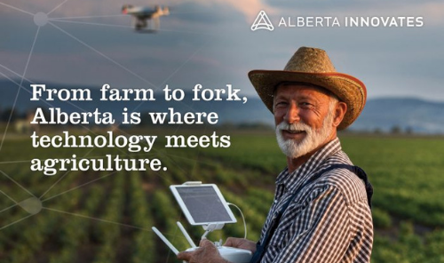 New Alberta Innovates Funding Available to Advance Tech Projects in Smart Agriculture and Food Main Photo