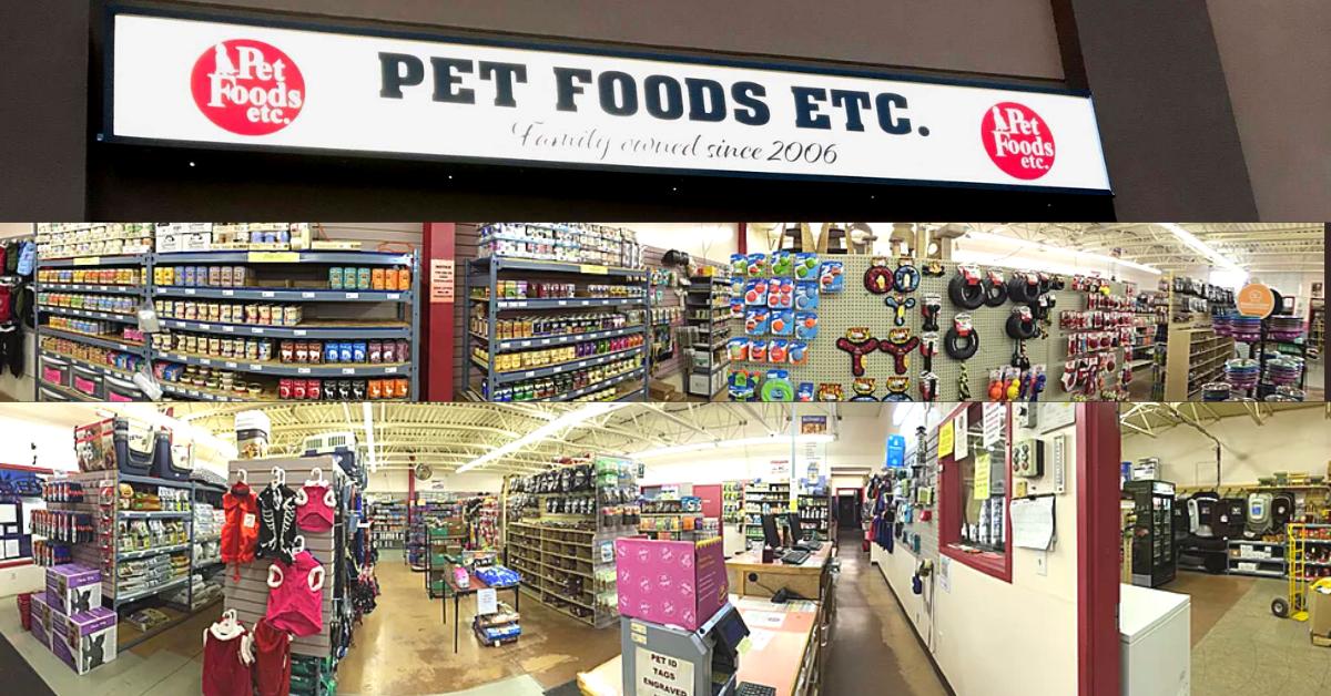 Pet Foods Etc. - Now Open! Main Photo