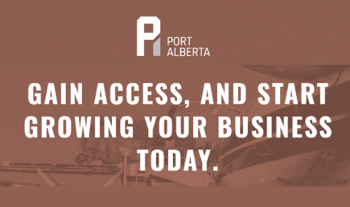 How Spruce Grove Businesses Can Work with Port Alberta Main Photo