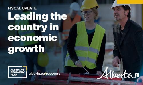 Q1 update: Alberta's Recovery Plan is working Main Photo