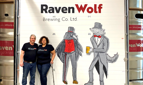 RavenWolf Brewing Co. - Now Open! Main Photo