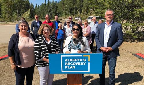 Rural infrastructure projects create Alberta jobs Main Photo