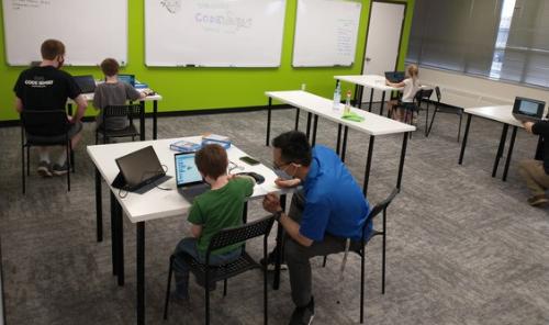 Spruce Grove business aims to decode basic computing skills Main Photo
