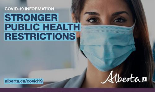 Alberta's New Public Health Measures Main Photo