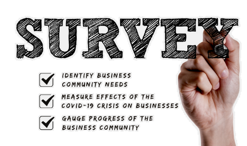 Complete the Regional Business Impact and Recovery Survey! Main Photo