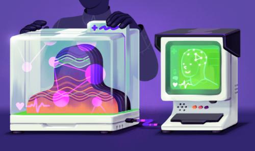 The future of health is digital Main Photo
