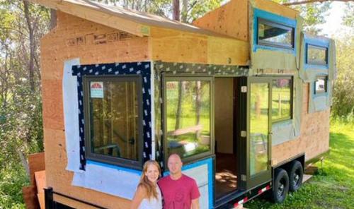 Tiny-home life evolves into a tiny-home business Main Photo