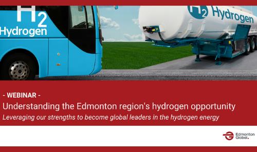 Understanding the Edmonton Metropolitan Region's Hydrogen Opportunity Webinar Main Photo