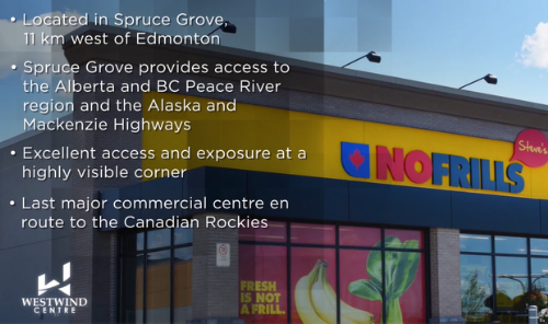 Spruce Grove's Westwind Centre is a Hub for Commercial Growth Main Photo